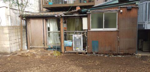 さいたま市大宮区大門町で目隠しフェンス外構工事を行わせていただきました。